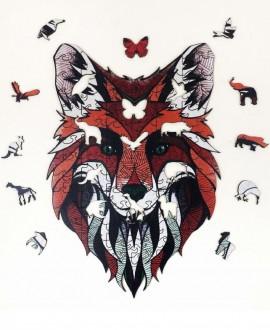 Puzzle Moku Fox