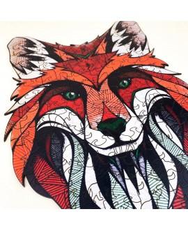 Пазл Moku Fox