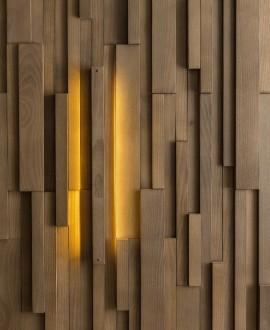 Стеновая панель из дерева Arkansas