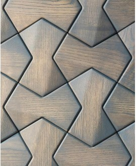 Wooden wall panel Detroit