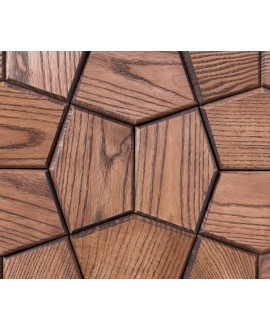 Стеновая панель из дерева Atlanta