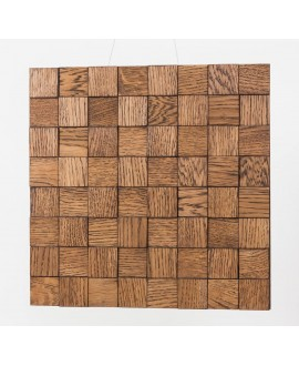 Стеновая панель из дерева Nebraska