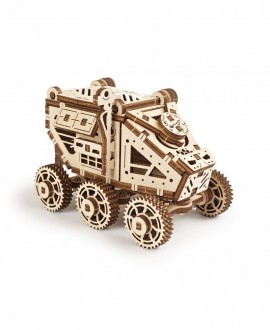 """Wooden 3D puzzle """"Mars buggy"""""""