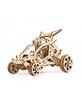 """Дерев'яний 3D пазл """"Міні Баггі"""""""