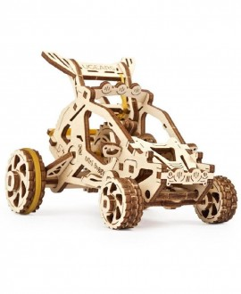 "Wooden 3D puzzle ""Mini Buggy"""