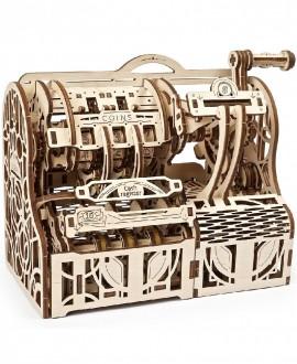 """Wooden 3D puzzle """"Cash register"""""""
