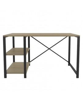 Table EASY with shelves