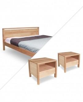 Комплект для спальни DROP Hard