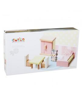 Набір дитячих іграшкових меблів 2