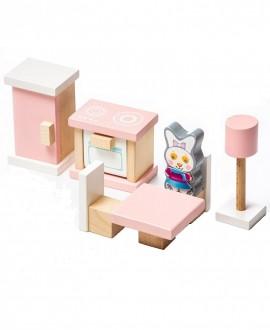 Набор детской игрушечной мебели 3