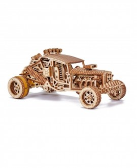 "Wooden 3D puzzle ""Crazy Buggy"""