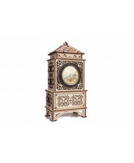 """Wooden 3D puzzle """"Classic watch"""""""