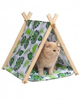 Палатка для кота и маленьких собак
