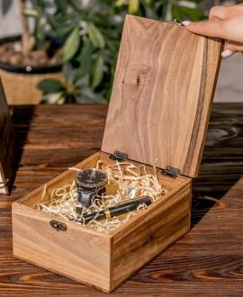 Gift box made of wood