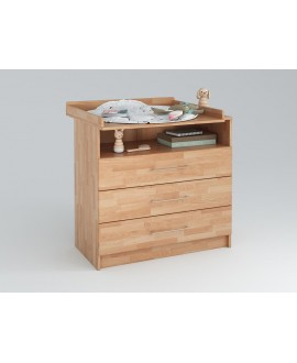 Dresser with swaddling Whity 100
