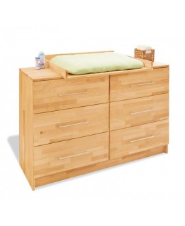 Dresser with swaddling Whity 140