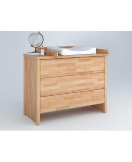 Dresser with swaddling Alpaka 100