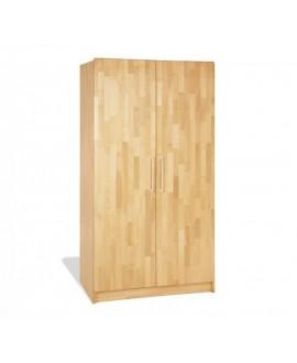 Children's wardrobe Whity 2-door