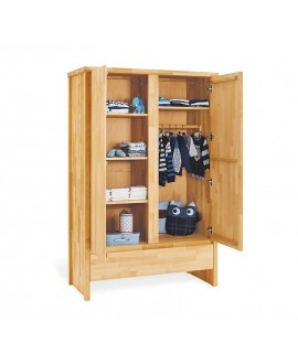 Children's wardrobe Alpaka 2-door