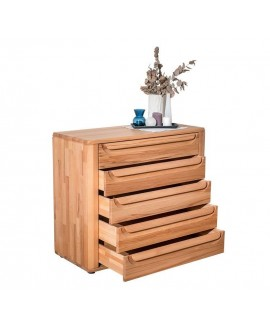 Dresser Gloria 5-drawers