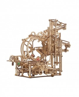 """Wooden 3D puzzle """"Marble Run"""""""