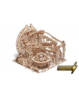 """Wooden 3D puzzle """"Galaxy Marble Run"""""""