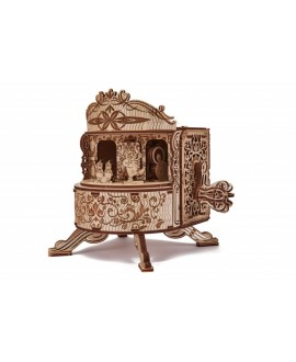 """Wooden 3D puzzle """"Fairy Theater"""""""