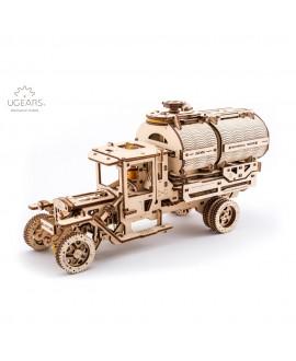 """Wooden 3D puzzle """"Tanker"""""""