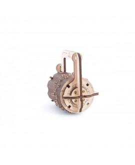 "Wooden 3D puzzle ""Сombination Lock"""