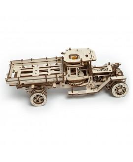 "Wooden 3D puzzle ""Truck UGM-11"""