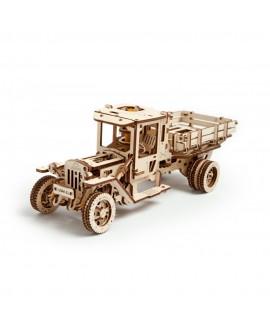"""Дерев'яний 3D пазл """"Вантажівка UGM-11"""""""