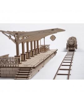 Перон до локомотиву