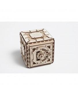 """Wooden 3D puzzle """"Safe"""""""