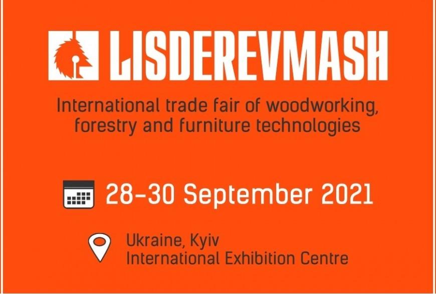 International trade fair LISDEREVMASH 2021